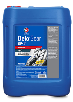 Delo Gear EP4 140 / 18L CALTEX TRANSPORT LUBRICANTS - GEAR OILS_GL4_EP4 Johor Bahru (JB), Malaysia, Mount Austin Supplier, Distributor, Supply, Supplies | Sykt Speedway Petroleum Sdn Bhd