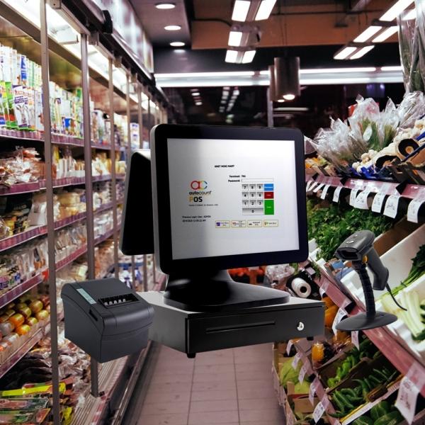 MINI Market AutoCount POS System Window POS POS Software Johor Bahru (JB), Malaysia, Kulai, Ulu Tiram Supplier, Suppliers, Supply, Supplies | X Net Sdn Bhd