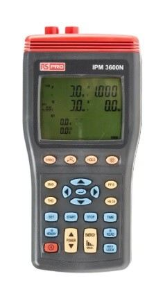 123-2244 - RS PRO IPM3600N Power Quality Analyser