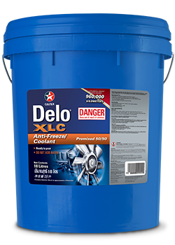 CX Delo XLC Premix 50/50  / 18L CALTEX ANTI-FREEZE / COOLANT Johor Bahru (JB), Malaysia, Mount Austin Supplier, Distributor, Supply, Supplies | Sykt Speedway Petroleum Sdn Bhd