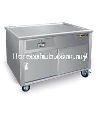 TEA COUNTER ONLY STALL  STAINLESS STEEL FABRICATION  Johor Bahru (JB), Malaysia Supplier, Suppliers, Supply, Supplies | HORECA HUB