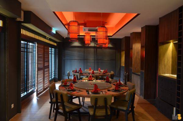 Dine In Seating Area Gong Chew , Puchong Food & Beverage Puchong, Selangor, Malaysia, Kuala Lumpur (KL) Service, Design | M Innovative Builders Sdn Bhd