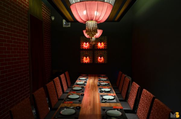 Private Dine In Seating Area Gong Chew , Puchong Food & Beverage Puchong, Selangor, Malaysia, Kuala Lumpur (KL) Service, Design | M Innovative Builders Sdn Bhd
