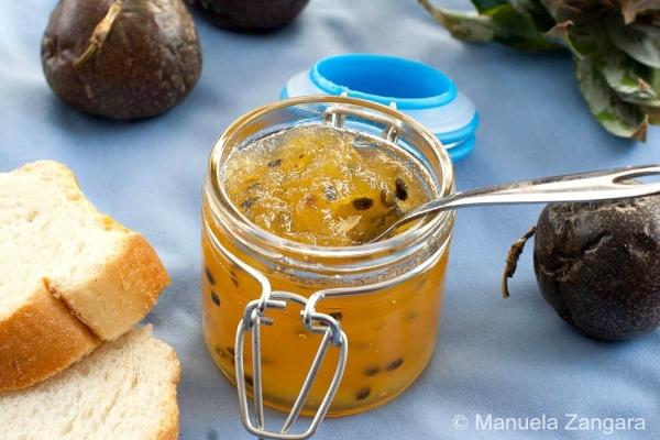 Pineapple Passion Jam Pineapple Passion Jam Fruit Jam Malaysia, Melaka Manufacturer, Supplier, Supply, Supplies   Madam Sun Sdn Bhd