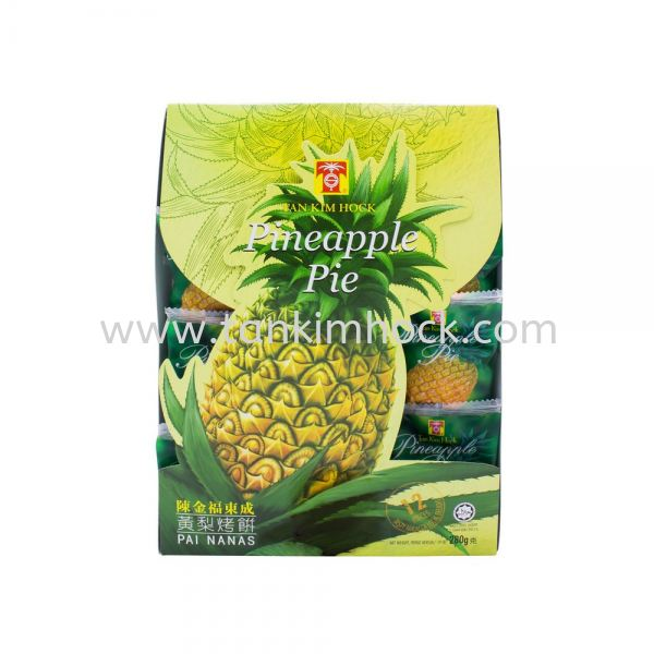 Tan Kim Hock Pineapple Pie ³Â½ð¸£¶«³É»ÆÀ濾±ý (280g) Biscuit ±ýÀà Malaysia, Melaka Manufacturer, Supplier, Wholesaler, Supply | TAN KIM HOCK