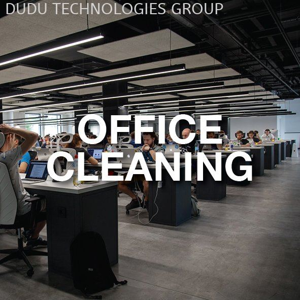 OFFICE CLEANING MAID Malaysia Mobile App   DUDU TECHNOLOGIES GROUP SDN BHD