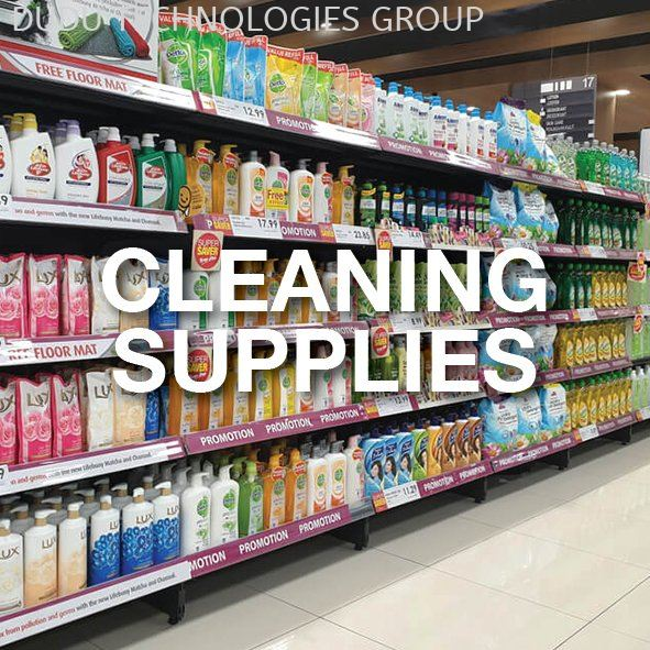 CLEANING SUPPLIES MART Malaysia Mobile App | DUDU TECHNOLOGIES GROUP SDN BHD