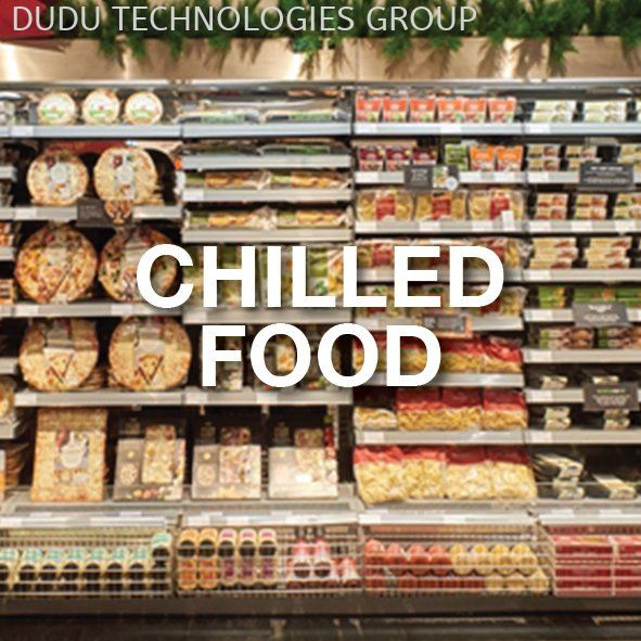 CHILLED FOOD MART Malaysia Mobile App | DUDU TECHNOLOGIES GROUP SDN BHD