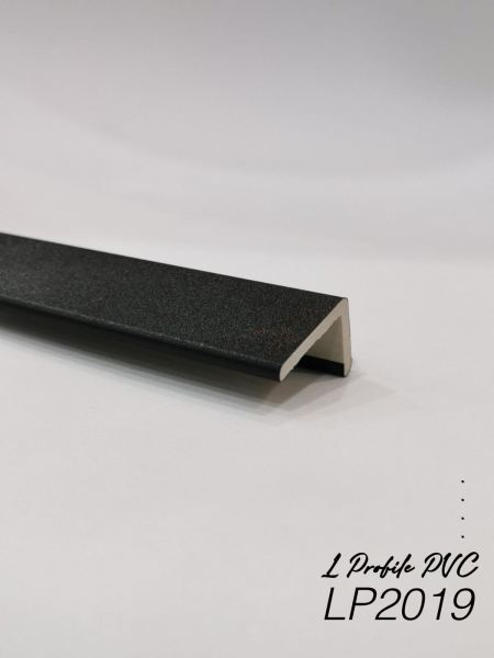 LP2019 L Profile PVC Flooring Accessories  Penang, Malaysia Supplier, Installation, Supply, Supplies | First Floor Deco