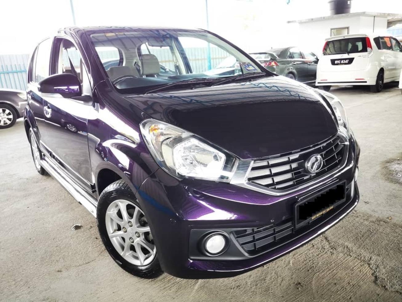 2015 Perodua MYVI 1.3 XT (A) Full Loan