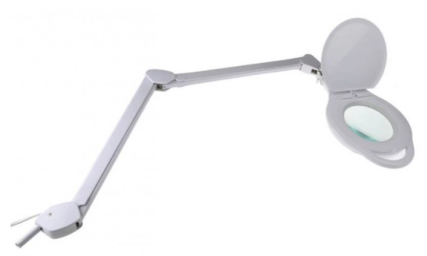 808-7042 - RS PRO LED Magnifying Lamp, 3 dioptre, 5 dioptre, 8W