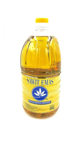 Sawit Emas Cooking Oil 2kg Cooking Oil Selangor, Malaysia, Kuala Lumpur (KL), Puchong Supplier, Suppliers, Supply, Supplies | Hello Pasar Sdn Bhd