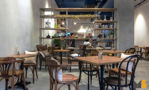Seating Area Souffle Dessert Cafe, Puchong Food & Beverage Puchong, Selangor, Malaysia, Kuala Lumpur (KL) Service, Design   M Innovative Builders Sdn Bhd