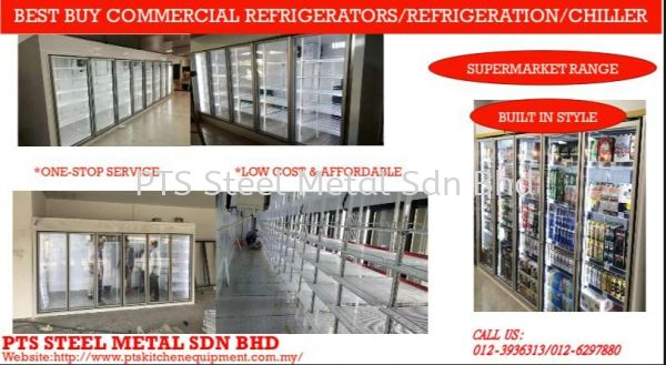 COLD ROOM &COLD STORAGE MANUFACTURER Cool Room Selangor, Malaysia, Kuala Lumpur (KL), Seri Kembangan Supplier, Suppliers, Supply, Supplies | PTS Steel Metal Sdn Bhd