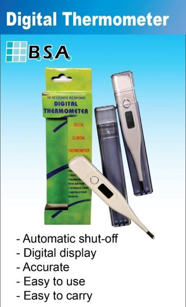 Digital Thermometer Health Care Selangor, Malaysia, Kuala Lumpur (KL), Puchong Supplier, Suppliers, Supply, Supplies   USE Electronics (M) Sdn Bhd