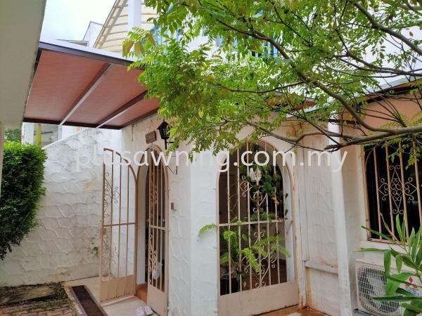 Polycarbonate @Persiaran Cinta Kasih Dua, Country Heights Villa Phase 2, Kajang, Selangor  Polycarbonate Skylight & Roofing Selangor, Malaysia, Kuala Lumpur (KL), Cheras Contractor, Service | Plus Awning & Iron Sdn Bhd