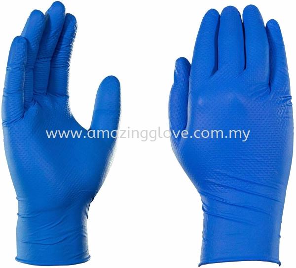 6 Mil Blue Nitrile Gloves Nitrile Gloves Malaysia, Selangor, Kuala Lumpur (KL), Shah Alam Supplier, Suppliers, Supply, Supplies   Amazing Glove Sdn Bhd