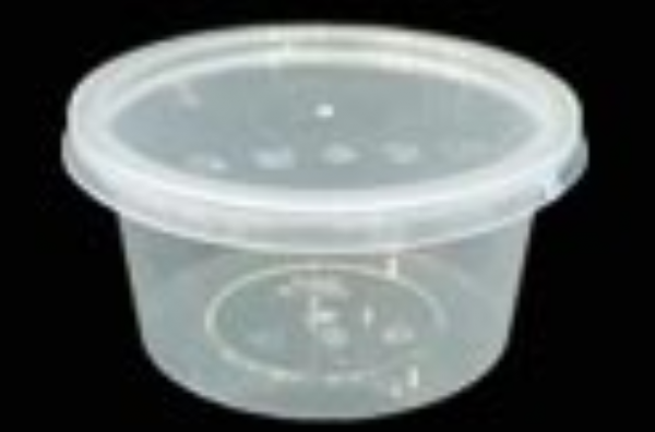 Round Container FF-4 (TLT-4) TLT Plastic Container Packaging Johor Bahru (JB), Malaysia, Tebrau Supplier, Suppliers, Supply, Supplies | EBAKE ENTERPRISE