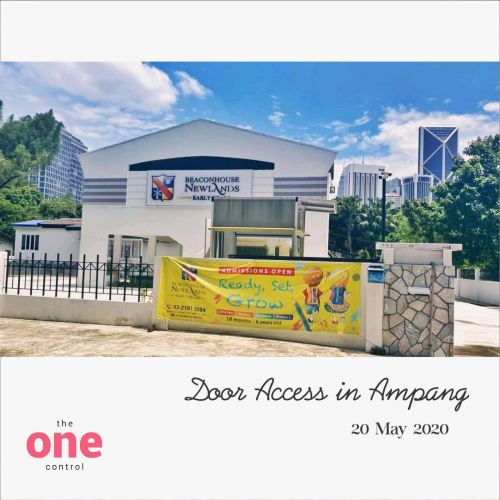 Door Access in Ampang