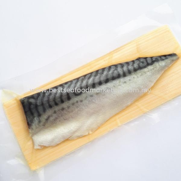 Shime Saba (Sashimi Grade) / ´××ÕöëÓãƬ (´ÌÉí¼¶)(sold per pack) Japanese Cuisine / ÈÕʽÁÏÀí Frozen / À䶳 Johor Bahru (JB), Skudai, Malaysia Wholesaler, Supplier, Supply, Retailer   BEST Seafood Marketing (Johor) Sdn Bhd