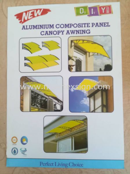 Canopy awning /DIY canopy ready stock call 0167721992 Others Johor Bahru (JB), Johor, Malaysia. Design, Supplier, Manufacturers, Suppliers | M-Movitexsign Advertising Art & Print Sdn Bhd