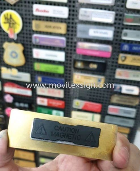 school bages with magnatic holder  Laser Engraving Marking & Cut Johor Bahru (JB), Johor, Malaysia. Design, Supplier, Manufacturers, Suppliers | M-Movitexsign Advertising Art & Print Sdn Bhd