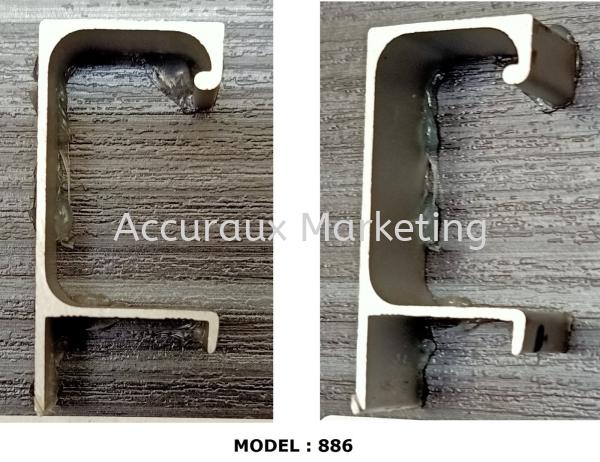 "Aluminium Profile ""G"" Handle Aluminium Handle 07. FURNITURE HANDLE & KNOB Selangor, Malaysia, Kuala Lumpur (KL), Sungai Buloh Supplier, Distributor, Supply, Supplies | Accuraux Marketing Sdn Bhd"