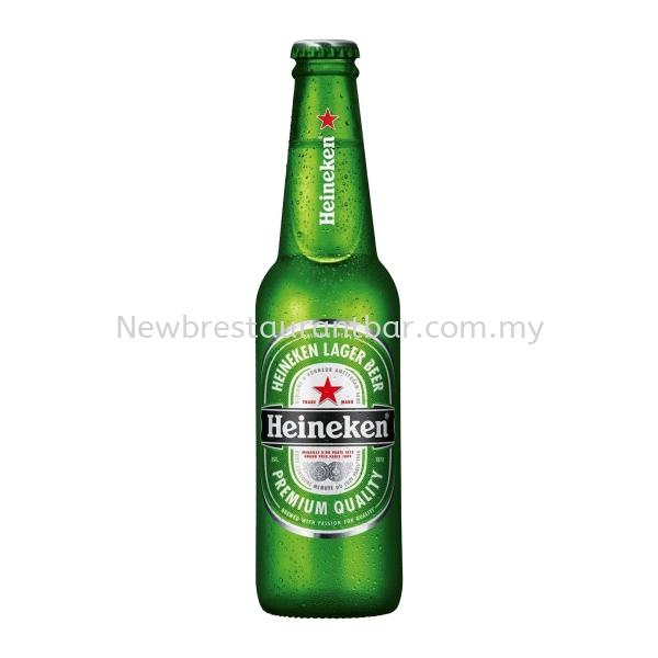 Heineken Bottle Beer Beer Puchong, Selangor, Malaysia, Kuala Lumpur (KL) Restaurant | Uber Management Sdn Bhd