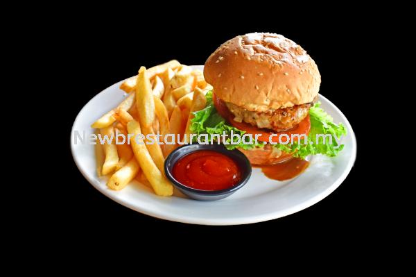 BG2 Grilled Pork Petit Burger (Black Pepper) Burger Main Course Puchong, Selangor, Malaysia, Kuala Lumpur (KL) Restaurant | Uber Management Sdn Bhd