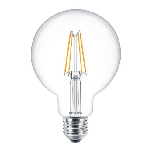 PHILIPS LED CLASSIC BULB NON DIMMABLE 6-70W /806lm G93 WARM WHITE (2700K)
