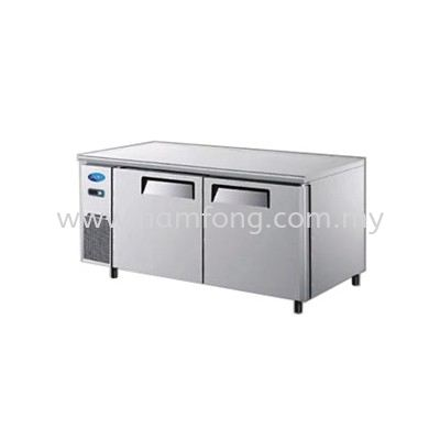 Undercounter Freezer Counter Range Commercial Refrigeration Malaysia, Kuala Lumpur (KL), Selangor Manufacturer, Supplier, Supply, Supplies | NAM FONG STAINLESS STEEL ENGINEERING SDN BHD