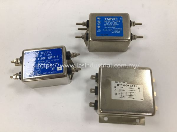 NOISE FILTER NOISE FILTER Johor Bahru (JB), Malaysia, Ulu Tiram Supplier, Suppliers, Supply, Supplies | LES Industrial Automation Sdn Bhd