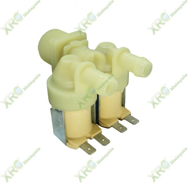 WD-ED12W LG FRONT LOADING WASHING MACHINE WATER INLET VALVE INLET VALVE WASHING MACHINE SPARE PARTS Johor Bahru JB Malaysia Manufacturer & Supplier   XET Sales & Services Sdn Bhd