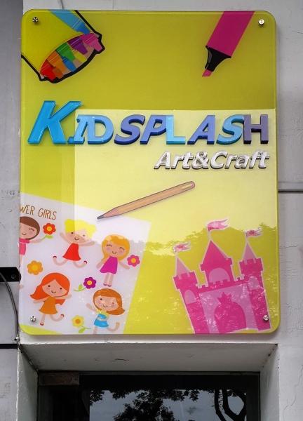 Embossed Acrylic Sign Acrylic Signage Selangor, Malaysia, Kuala Lumpur (KL), Klang, Puchong, Petaling Jaya (PJ) Supplier, Suppliers, Supply, Supplies | Bannerking Sdn Bhd
