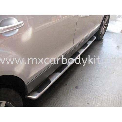AUDI Q7 TYP 4L 2006 - 2015 ALUMINIUM RUNNING BOARD Q7 AUDI Johor, Malaysia, Johor Bahru (JB), Masai. Supplier, Suppliers, Supply, Supplies | MX Car Body Kit