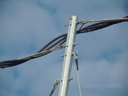 HDG Steel pole 1 Galvanised Steel Pole ABC Accessories Malaysia, Kuala Lumpur (KL), Selangor Supplier, Manufacturer, Supply, Supplies | Delta Sama Jaya Sdn Bhd