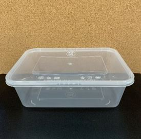 750 ml Rectangle Containers Food Containers Malaysia, Selangor, Kuala Lumpur (KL), Rawang Manufacturer, Supplier, Supply, OEM | CEC Plastics Sdn Bhd