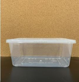 1000 ml Rectangle Containers Food Containers Malaysia, Selangor, Kuala Lumpur (KL), Rawang Manufacturer, Supplier, Supply, OEM | CEC Plastics Sdn Bhd