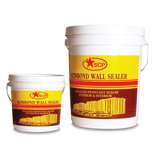 Scinbond Wall Sealer ���Ԡ����ܷ℩ DECORATIVE COATING PRODUCT Malaysia, Selangor, Kuala Lumpur (KL), Klang Manufacturer, Supplier, Supply, Supplies | SCIN CHEM PRODUCTS SDN BHD