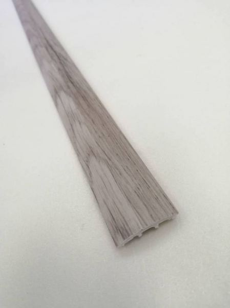 Transition 5mm - Grey ( T5-1007 ) Transition 5mm ( T - Profile ) Flooring Accessories Puchong, Selangor, Johor Bahru (JB), Malaysia Supplier, Suppliers, Supplies, Supply   Dynaloc Sdn Bhd