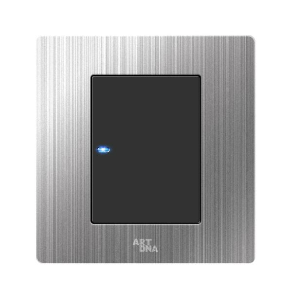 1 Gang Switch with LED Indicator A69 Luxury Series Johor Bahru (JB), Malaysia, Selangor, Kuala Lumpur (KL) Supplier, Suppliers, Supply, Supplies | Art Dna (M) Sdn Bhd