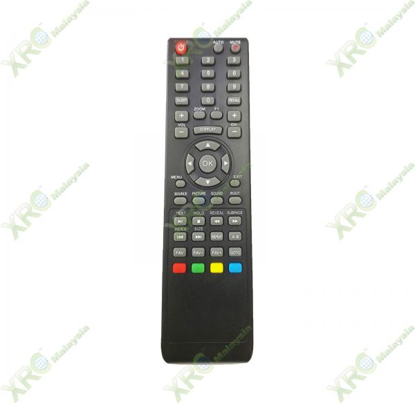 RLE-190 RICSON LED TV REMOTE CONTROL RICSON LCD/LED TV REMOTE CONTROL Johor Bahru JB Malaysia Manufacturer & Supplier | XET Sales & Services Sdn Bhd