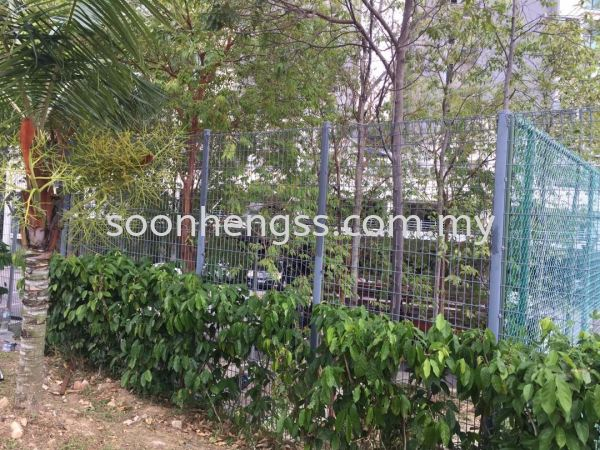 GALVANIZED FENCE OTHERS Johor Bahru (JB), Skudai, Malaysia Contractor, Manufacturer, Supplier, Supply   Soon Heng Stainless Steel & Renovation Works Sdn Bhd