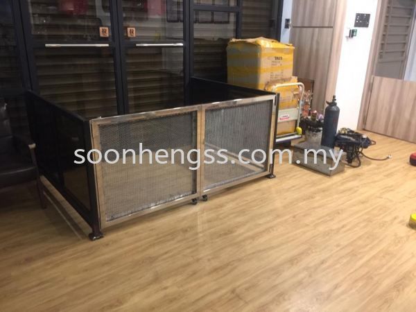 stainless steel invisible double door DIVERSIFICATION STAINLESS STEEL Johor Bahru (JB), Skudai, Malaysia Contractor, Manufacturer, Supplier, Supply | Soon Heng Stainless Steel & Renovation Works Sdn Bhd