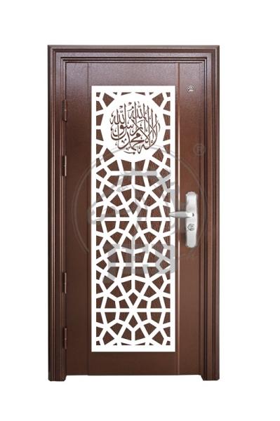 SL1-735C Premier Series (Copper) Modern Art Grille Design Malaysia, Kedah, Penang, Sungai Petani, Perai, Alor Setar Door, Manufacturer, Supplier, Supply | JEB SECURITY DOOR SDN BHD