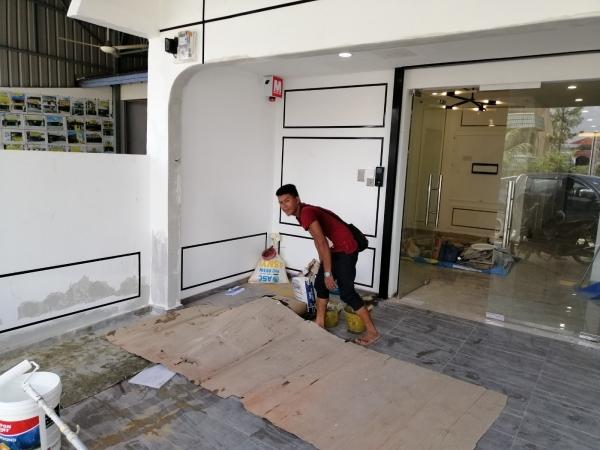 Renovation KSL CK DENTAL Renovation 装修 Johor Bahru (JB), Malaysia, Skudai Service   DS Construction & Design Sdn Bhd