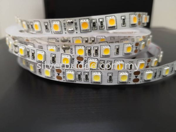 IP33 SMD5050 14.4W/M 12V 60L/M 5M LED Strip Light Strip Light Selangor, Malaysia, Kuala Lumpur (KL), Seri Kembangan Supplier, Suppliers, Supply, Supplies | Silver Bridge Industrial Supplies Sdn Bhd