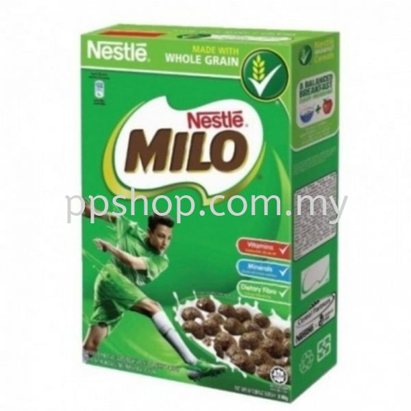 MILO CEREAL 330g 巧克力 零食   Supplier, Suppliers, Supply, Supplies   PP SHOP