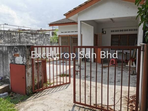 (R0507) Single Storey @ Telok Panglima Garang TELOK PANGLIMA GARANG Selangor, Klang, Kuala Lumpur (KL), Malaysia House, Rental, Rent | Excelcrop Sdn Bhd