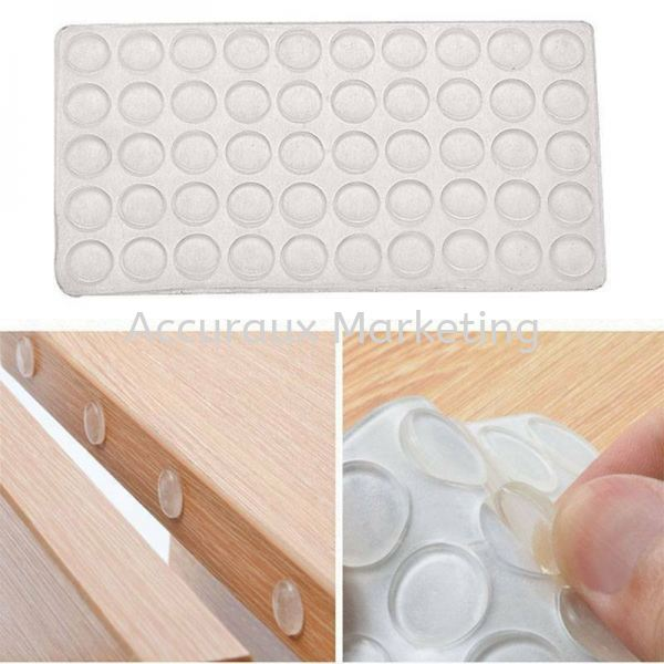Adhesive Door Buffer Accessories 08. SUPPORT & CONNECTING Selangor, Malaysia, Kuala Lumpur (KL), Sungai Buloh Supplier, Distributor, Supply, Supplies | Accuraux Marketing Sdn Bhd